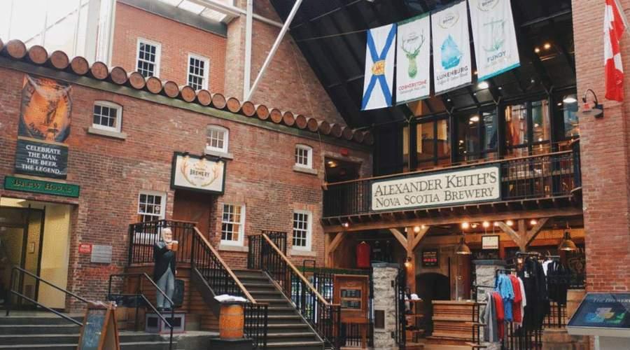 Craft beer community in Halifax