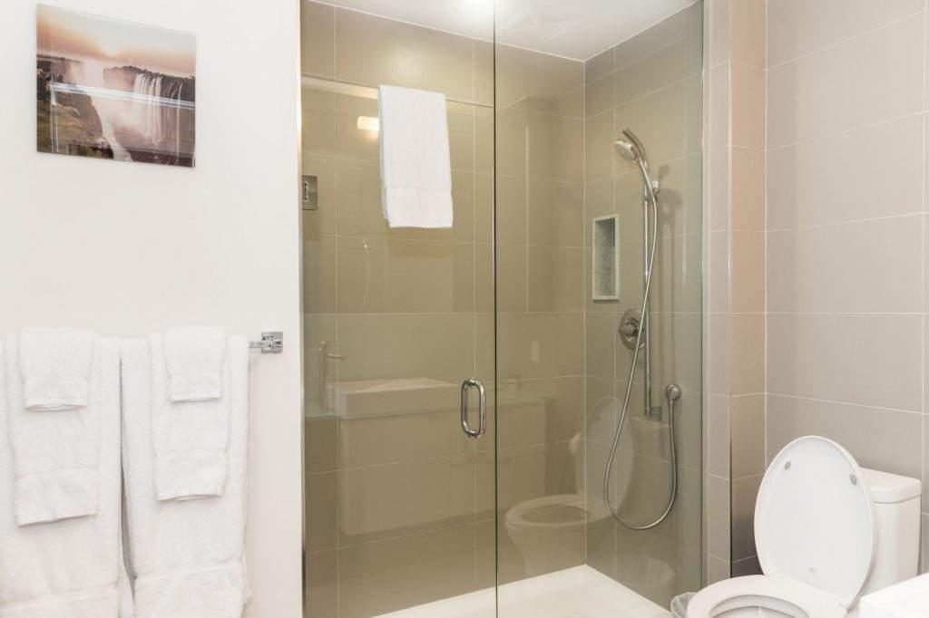 Corporate Stays Toronto Bathroom
