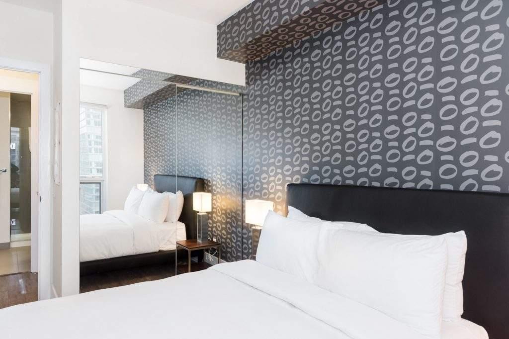 Corporate Stays Toronto Bedroom